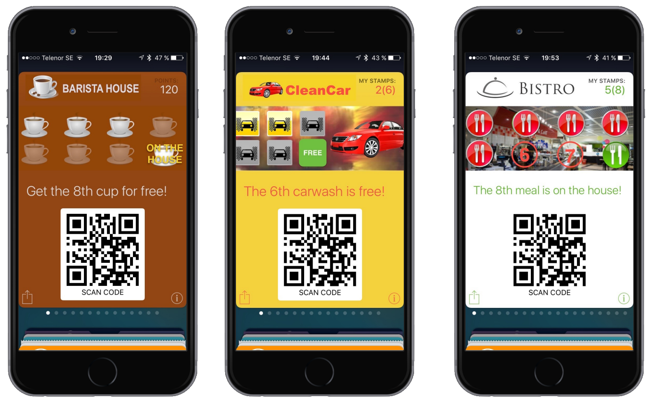 Twinsoft Adds Digital Stamp Cards To Any Mobile Wallet